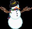 snowman-155340_1280